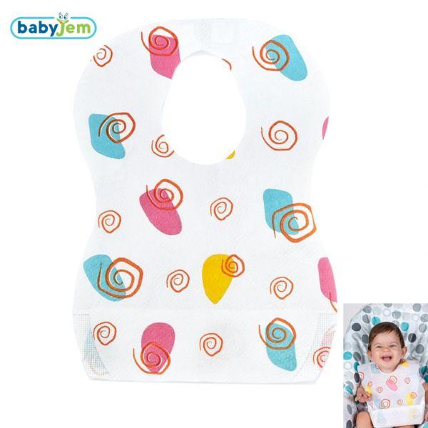 Beby Jem бебешки лигавници-еднократни/комплект- 20бр./
